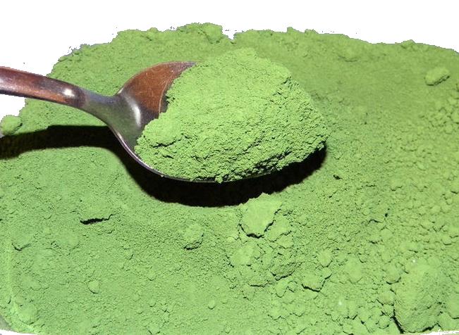 Пигмент зеленый окись хрома