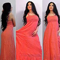 Женские Сарафаны из Хлопка. Производство:  Индия. 100% хлопок. Размеры и цвета в наличии