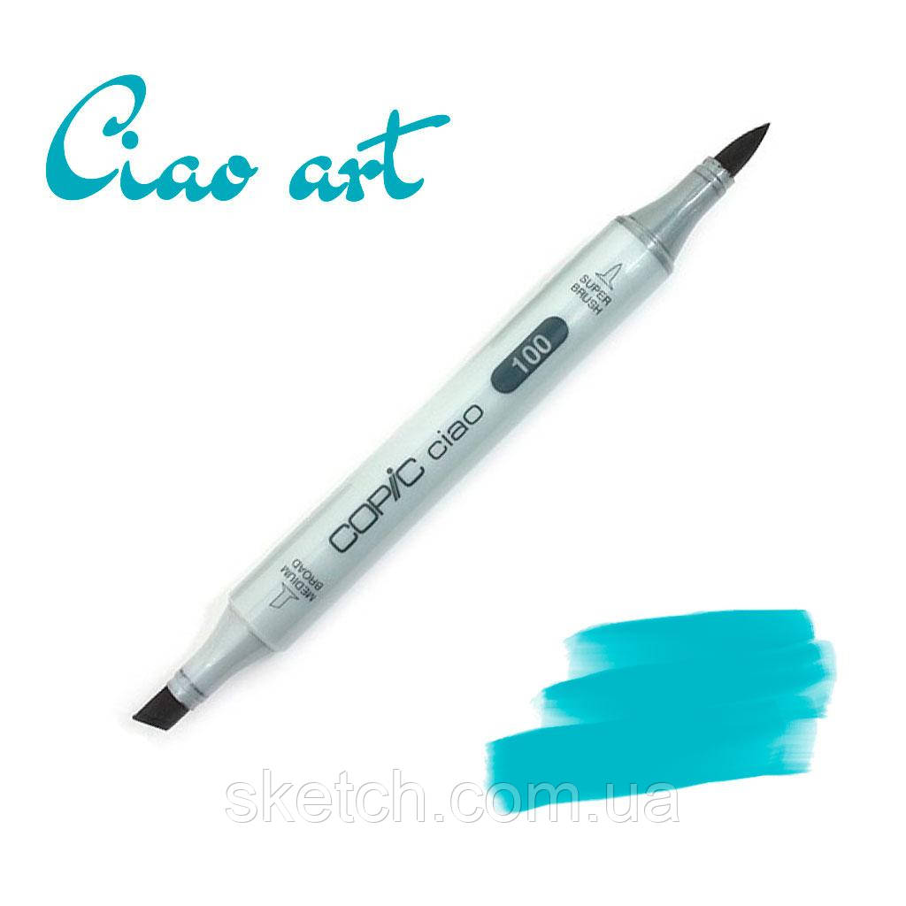 Copic маркер Ciao, #BG-09 Blue green