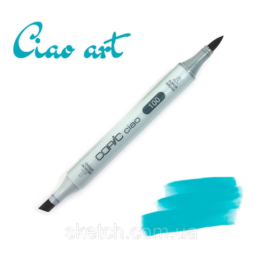 Copic маркер Ciao, #BG-09 Blue green