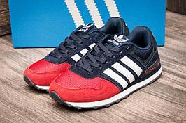 Кроссовки женские Adidas ZX Racer, синий (2551-3),  [  36 37 38 39  ]