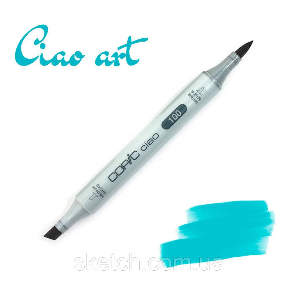 Copic маркер Ciao, #BG-49 Duck blue