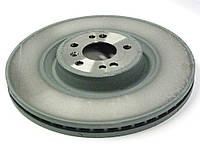 Диск гальмівний передній на Mercedes (Мерседес) ML W164 / GL X164 / R W251 (оригінал) A1644211512