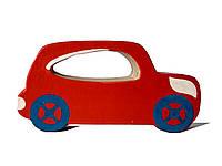 Машинка деревянная Hega Джип Паджеро  (111), фото 1