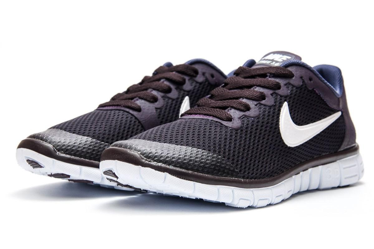 Кроссовки женские Nike Air Free 3.0, фиолетовые