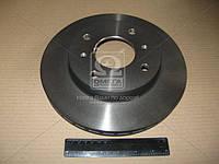 Диск тормозной NISSAN ALMERA передний, вент. (Производство TRW) DF2591