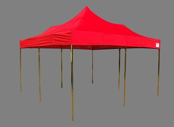 Купол к  шатру Украина 3х6м. Тент для торговых шатров.