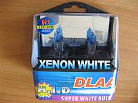 Галогенка H1 DLAA 12V/55W R/Y plastic box