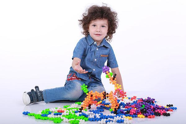 Развивающий детский 3D-пазл