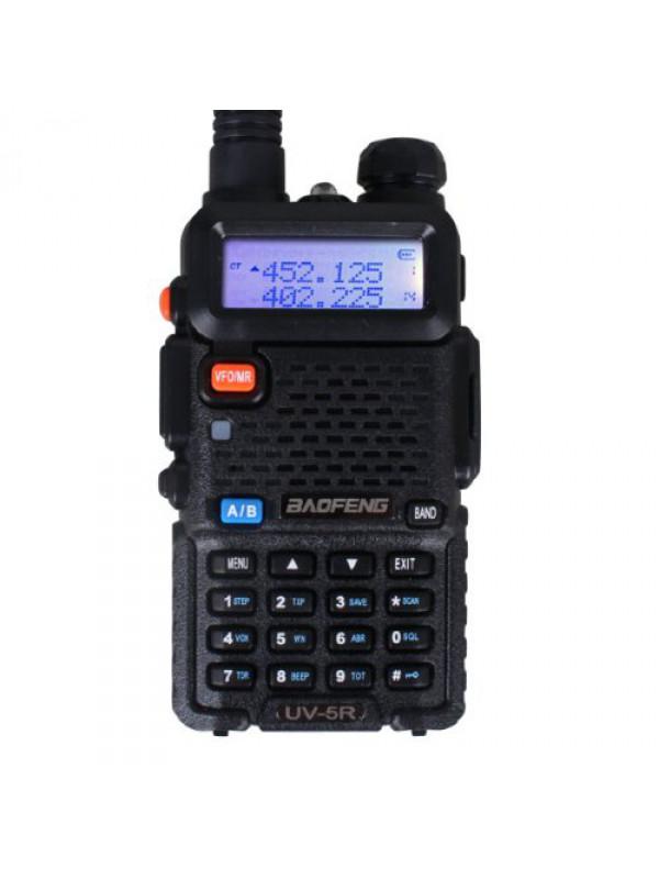 Рация Baofeng  радиостанция Baofeng UV-5R 5W