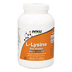 Аминокислоты NOW Foods L-Lysine Pure Powder 454 g