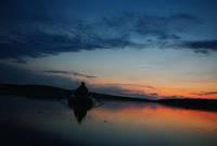 Часы, проведенные на рыбалке, в прожитую Вами жизнь не засчитываются.