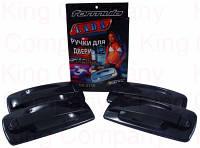 Ручки дверные ВАЗ 2110 Racing (черные)