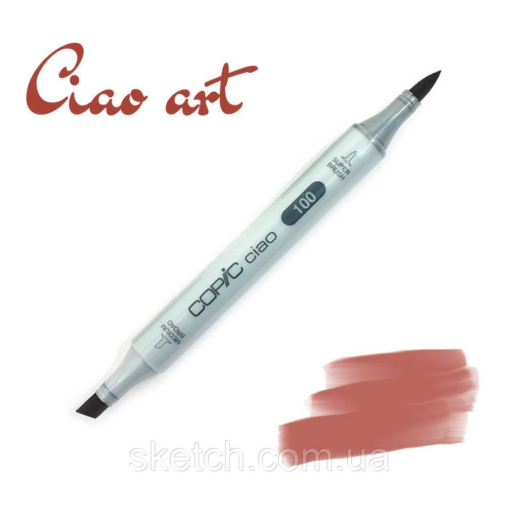 Copic маркер Ciao, #E-29 Burnt umber