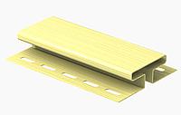 Соединительная планка (Н-профиль)  3.05 m кремовая