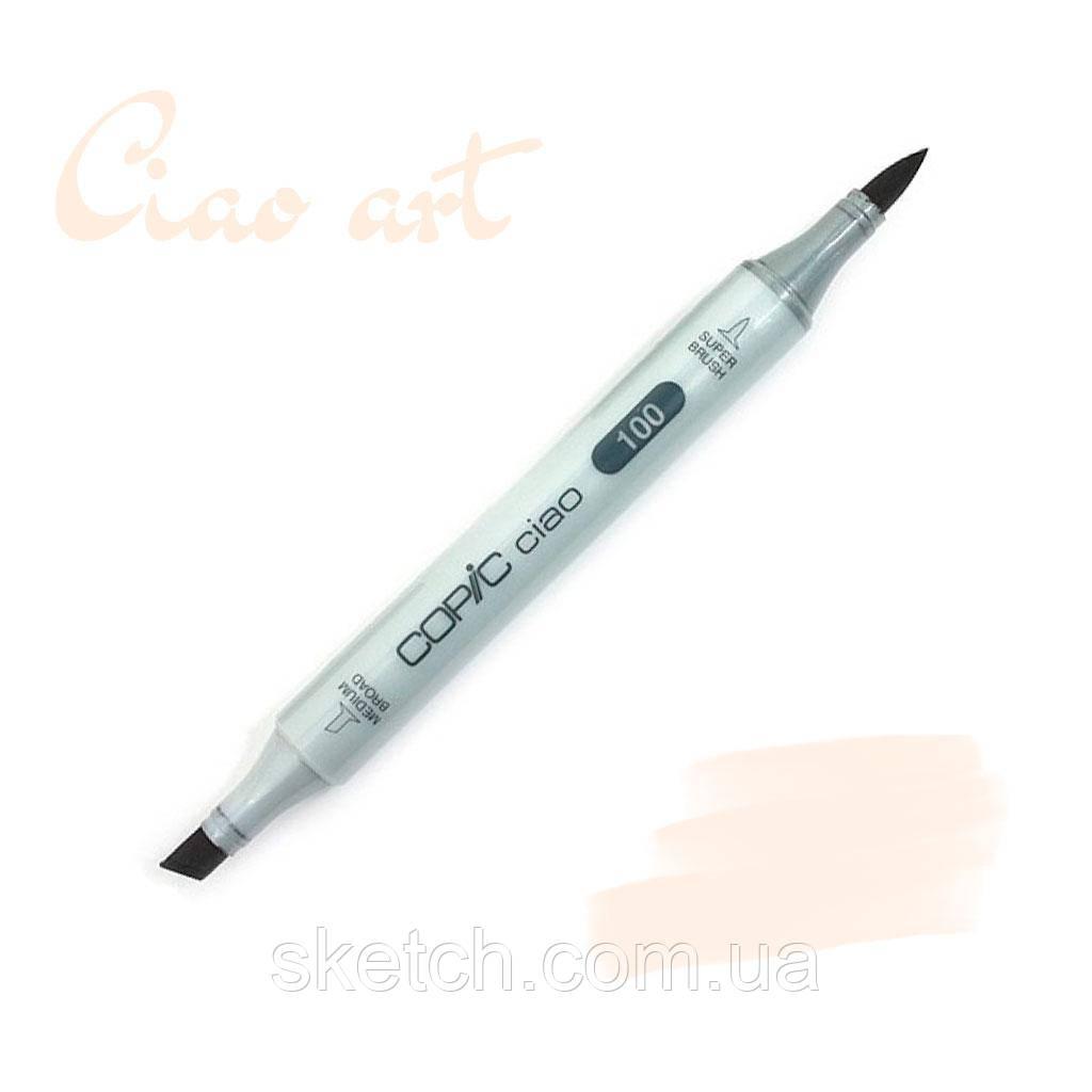Copic маркер Ciao, #E-41 Perl white