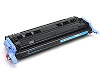 Картридж HP Q6002A (№124A) (Canon 707Y) для принтера HP Color LaserJet CM1017, HP Color LaserJet CM1015