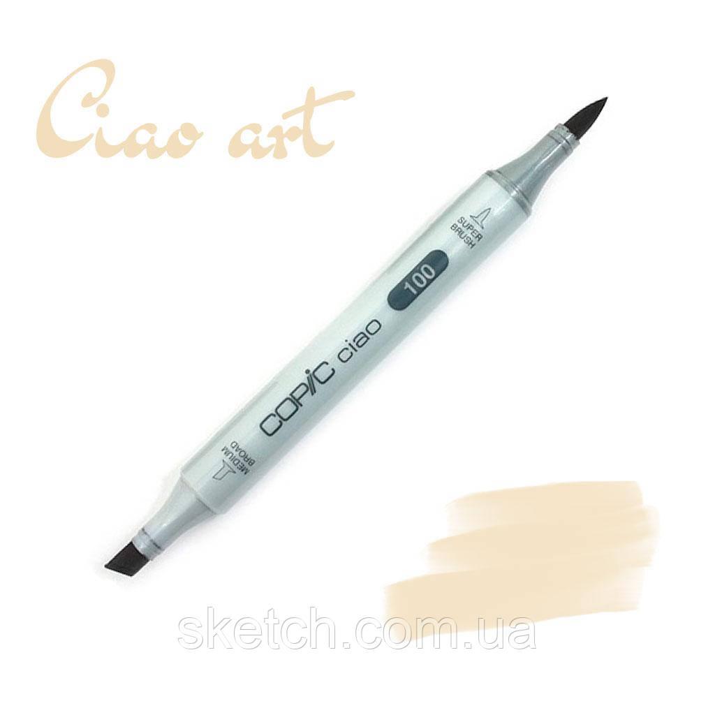 Copic маркер Ciao, #E-53 Raw silk