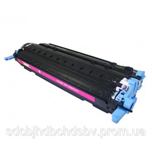 Картридж Q6003A (№124A) (Canon 707M) для принтера HP Color LaserJet CM1017, HP Color LaserJet CM1015, HP Color