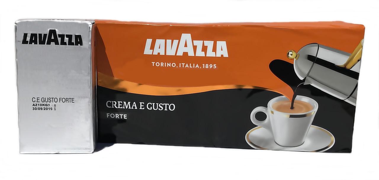 Кава мелена Lavazza gusto forte 250 г