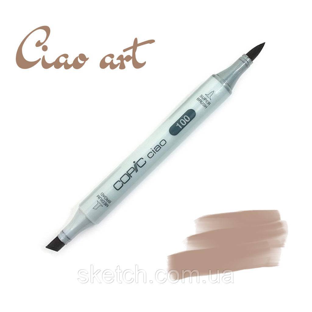 Copic маркер Ciao, #E-59 Walnut