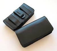 Кожаный чехол на пояс для Samsung S5610