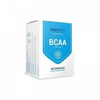 Body Fit BCAA Caps 600 mg Box 60 caps