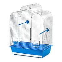 Inter Zoo Iza 1 цинк Клетка для попугаев и птиц (450*280*615 мм)
