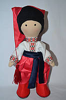 "Интерьерная кукла ""Украинец"", фото 1"
