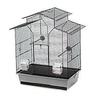 Inter Zoo Iza II Color Клетка для попугаев и птиц маленьких и средних пород (510*300*605 мм), фото 1