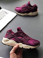 Женские кроссовки Nike фиолетовые, фото 1