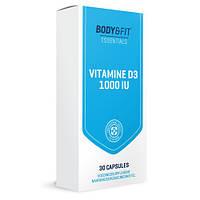 Body Fit Vitamine D3 - 1000 IU 30 caps