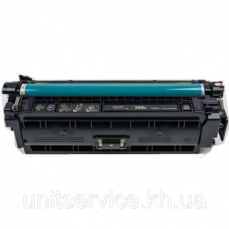Картридж HP СF362A (№508A) для принтера HP Color LaserJet Enterprise M552, M553, M577