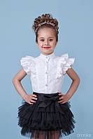 Блузка на девочку 26-8064-1