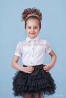 Блузка на девочку 26-8020-1