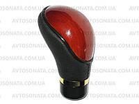 Ручка КПП 25030 MP черн/дерево/пластик