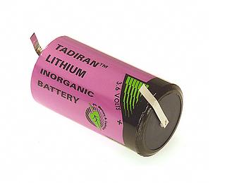 Tadiran D SL-2780/T TL-5930/T   Li-S0CI2 (3.6V 19000mAh)+tag