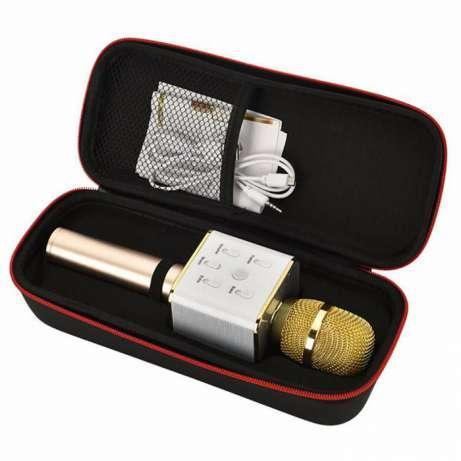 Радиомикрофон+ караоке Q7
