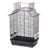 Клетка для попугаев Inter Zoo Greta Cabrio Color 49,5*30,5*66