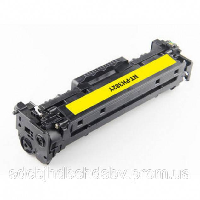 Картридж HP СF382A (№312A) для принтера HP LaserJet Pro M476dn, HP LaserJet Pro M476dw, HP LaserJet Pro M476nw