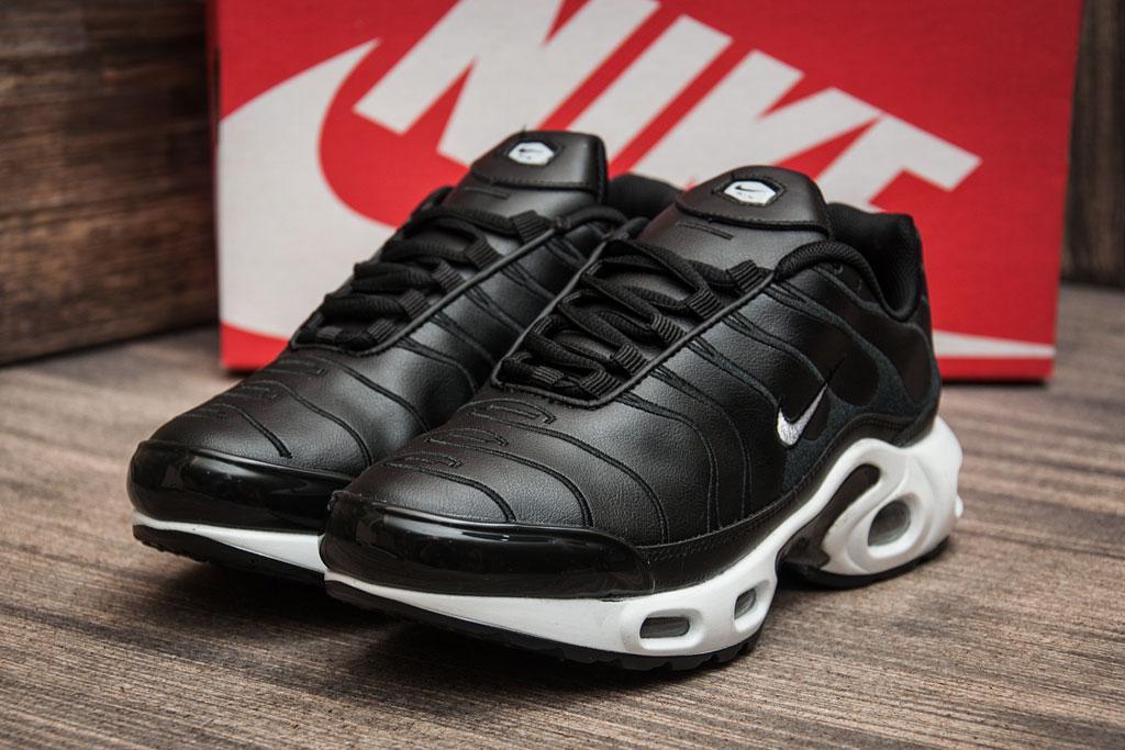Кроссовки женские  Nike TN Air Max, черные (1073-1),  [  37 (последняя пара)  ]