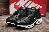 Кроссовки женские  Nike TN Air Max, черные (1073-1),  [  37 (последняя пара)  ], фото 1