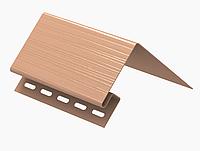 Планка околооконная (околооконный профиль) 3.05 m розовая, фото 1
