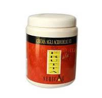 Маска-крем с содержанием мягких фруктовых кислот 1000 мл Pettenon Serical Италия