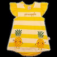 Детское боди-платье TWETOON 62р. 110009