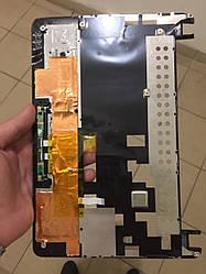 Седняя часть с нетбука ASUS EEPS 1001