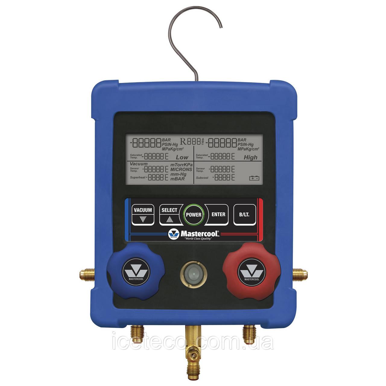 Цифровой электронный манометрический коллектор МС 99103А Mastercool