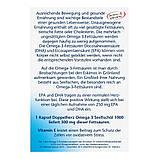 Doppelherz aktiv Omega-3 Seefischöl 1000 - Риб'ячий жир Омега-3 1000 мг, 1х80, фото 3