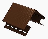 Наружный угол 3.05 m коричневый
