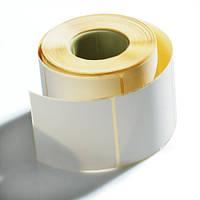 Термоэтикетка самоклеящаяся 58х60 мм термо ТОП (450шт)